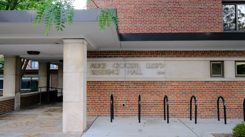 Alice Crocker Lloyd Hall Campus Map Campus Information
